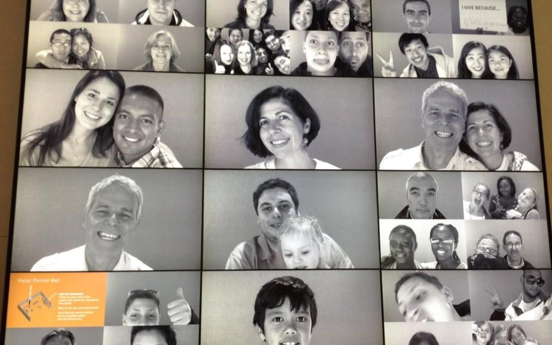 Visita à Bill & Melinda Gates Foundation