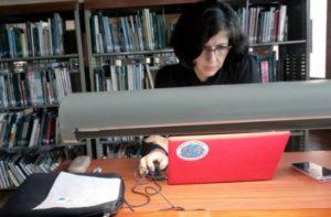 Trabajo en bibliotecas públicas