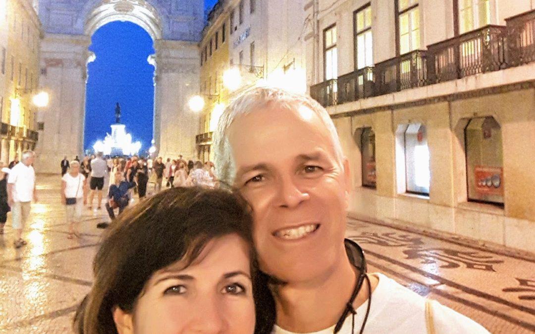 Lisboa- Benidorm: cruzando a península Ibérica